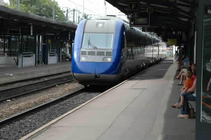 Billet train pas cher